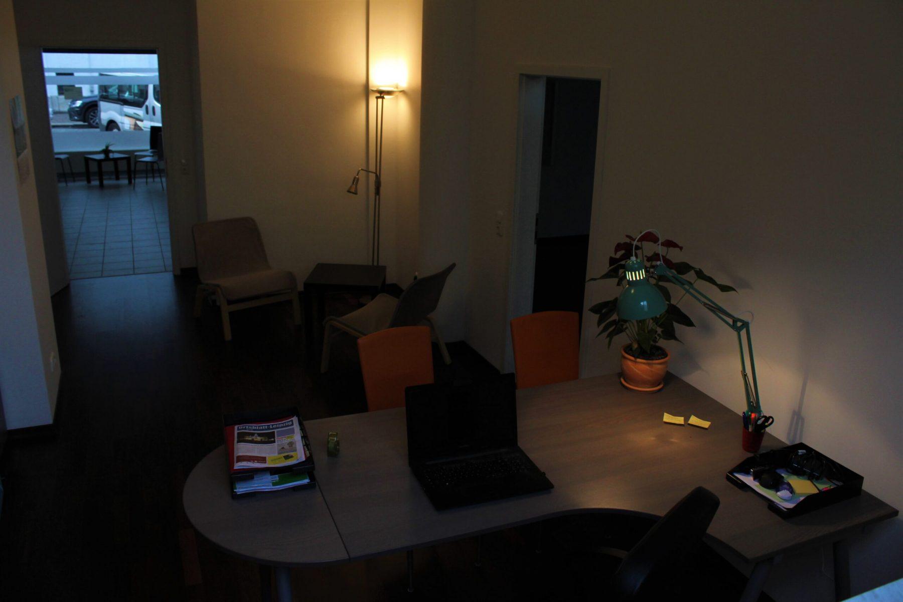 Büro & Beratungszimmer
